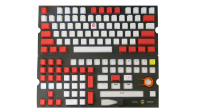 Tai-Hao PBT Backlit Double Shot Keycaps Red Alarm USA